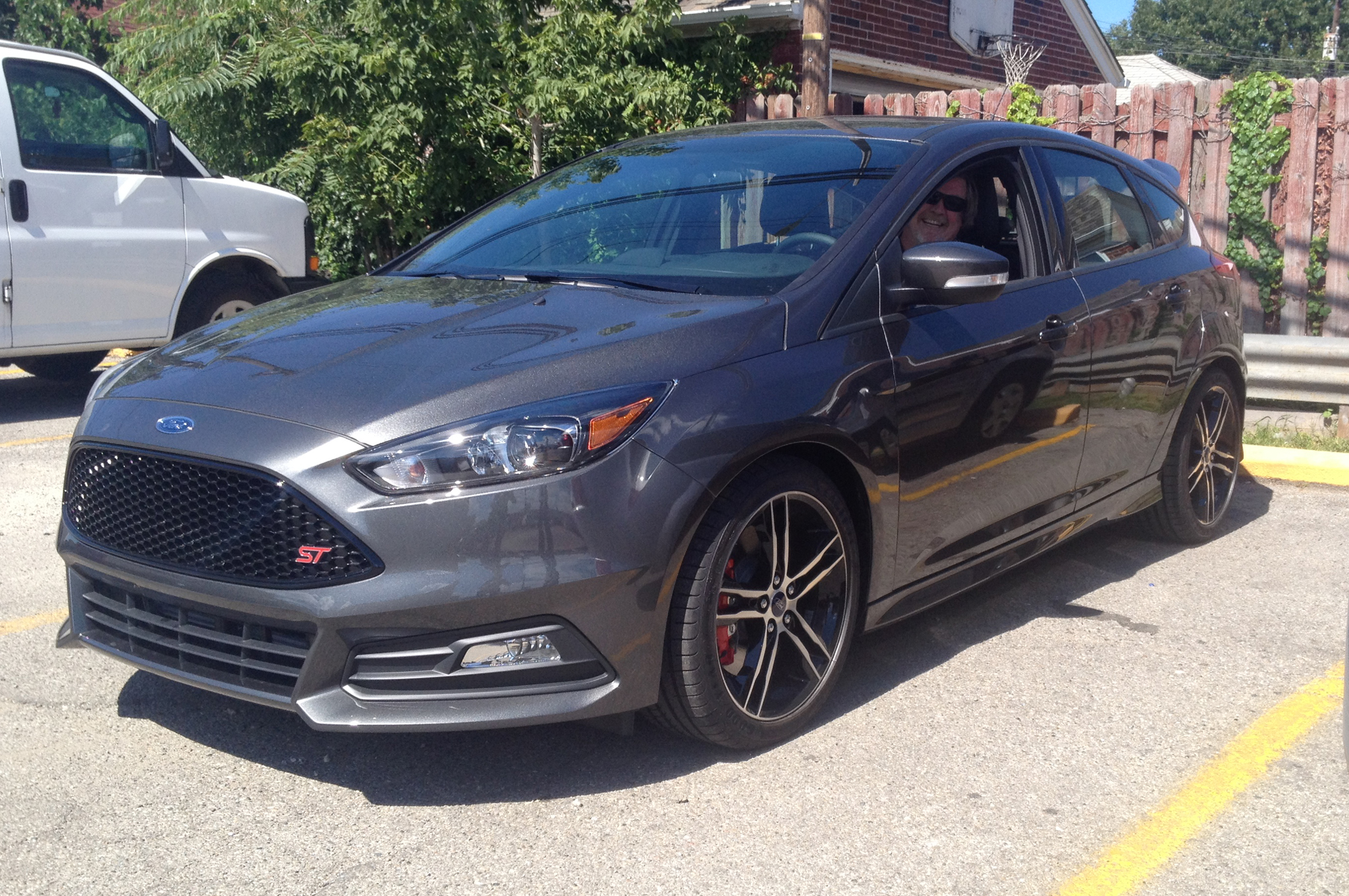 2015 Ford Focus St #8