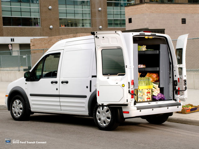 2010 Ford Transit Connect Photos Informations Articles