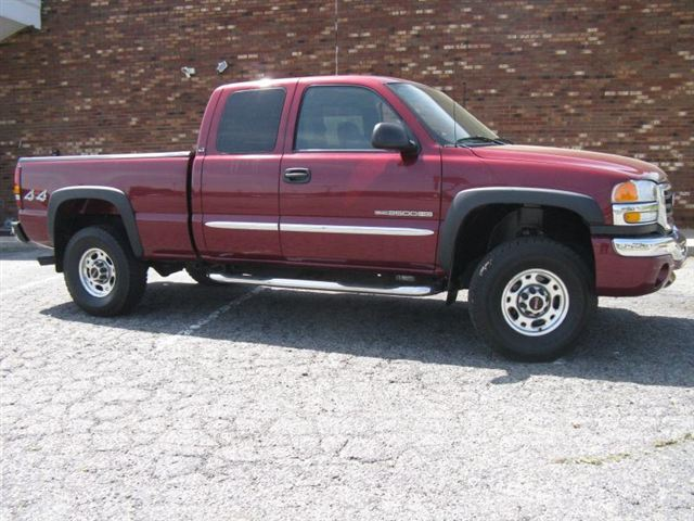2004 GMC Sierra 2500hd #12