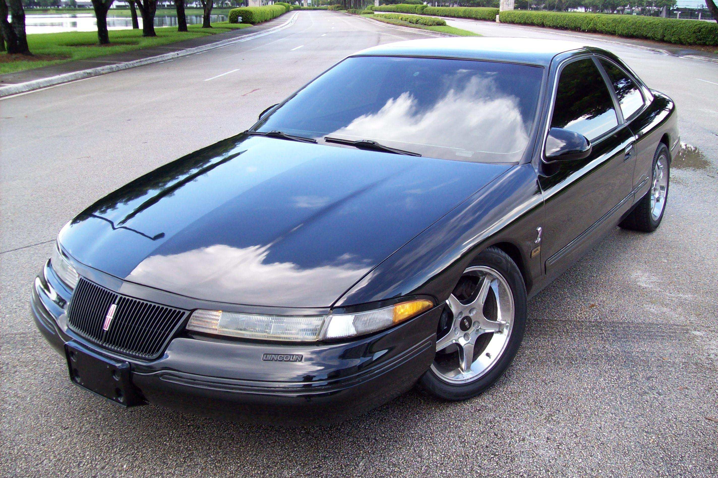 1993 Lincoln Mark Viii Photos Informations Articles Bestcarmag Com