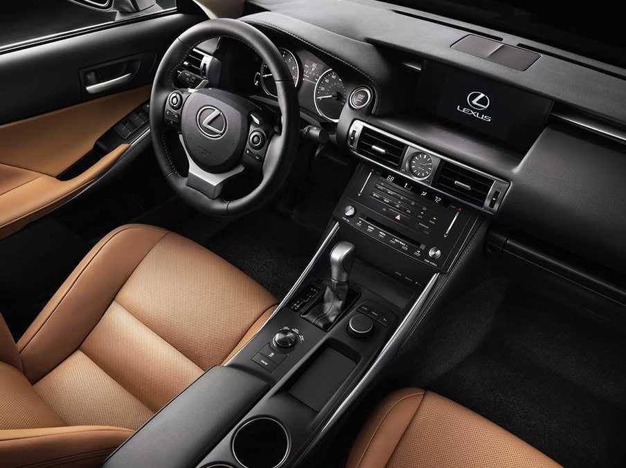 2015 Lexus Is 350 #14