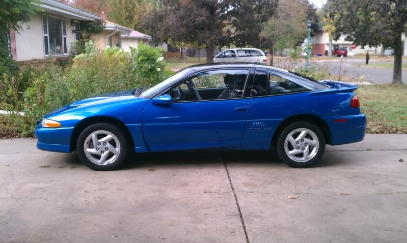 1994 Eagle Talon #14