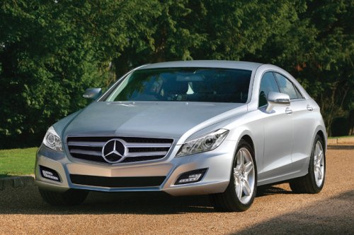 2011 Mercedes-Benz CL #6
