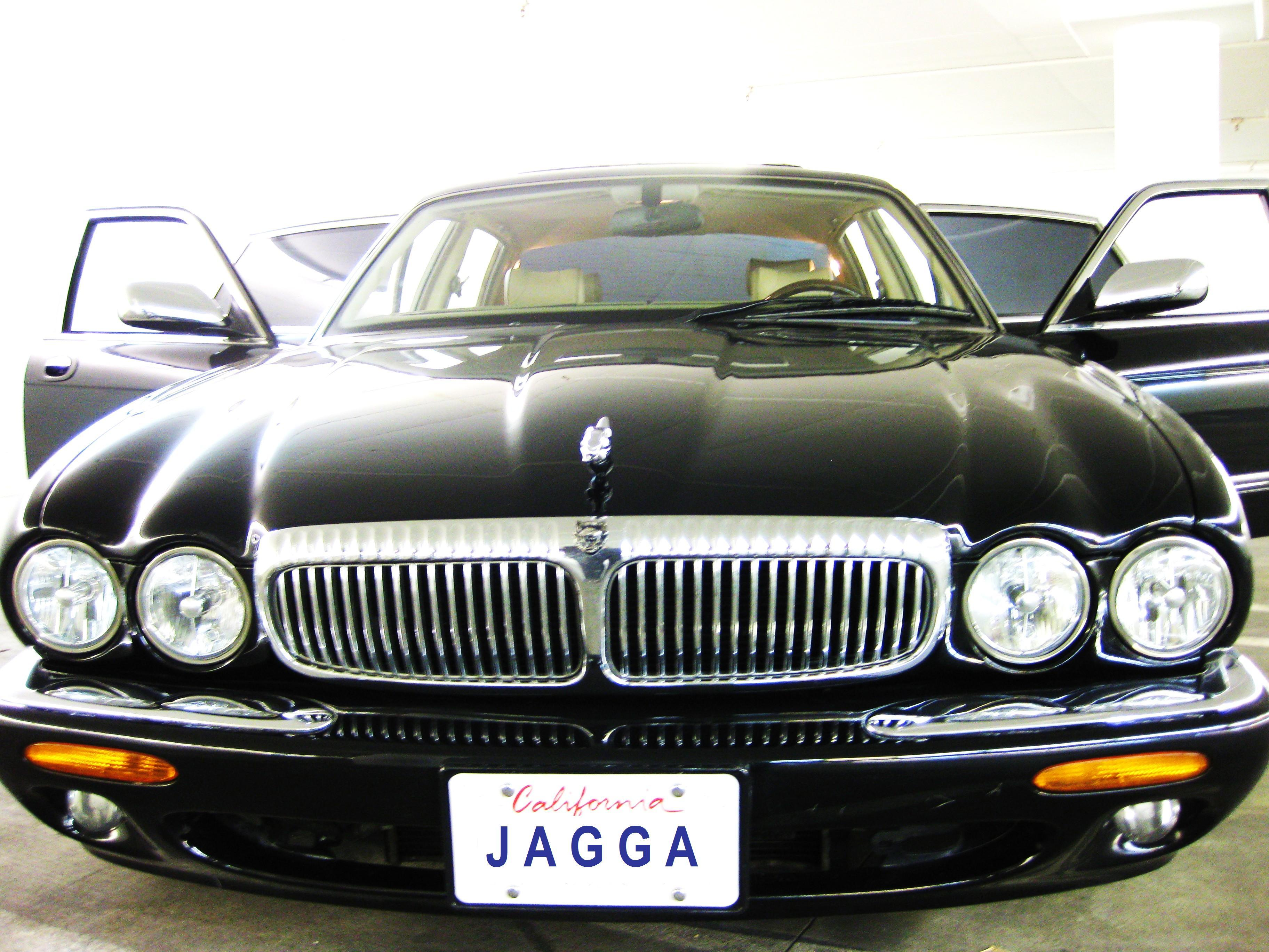 2003 Jaguar Xj-series #14