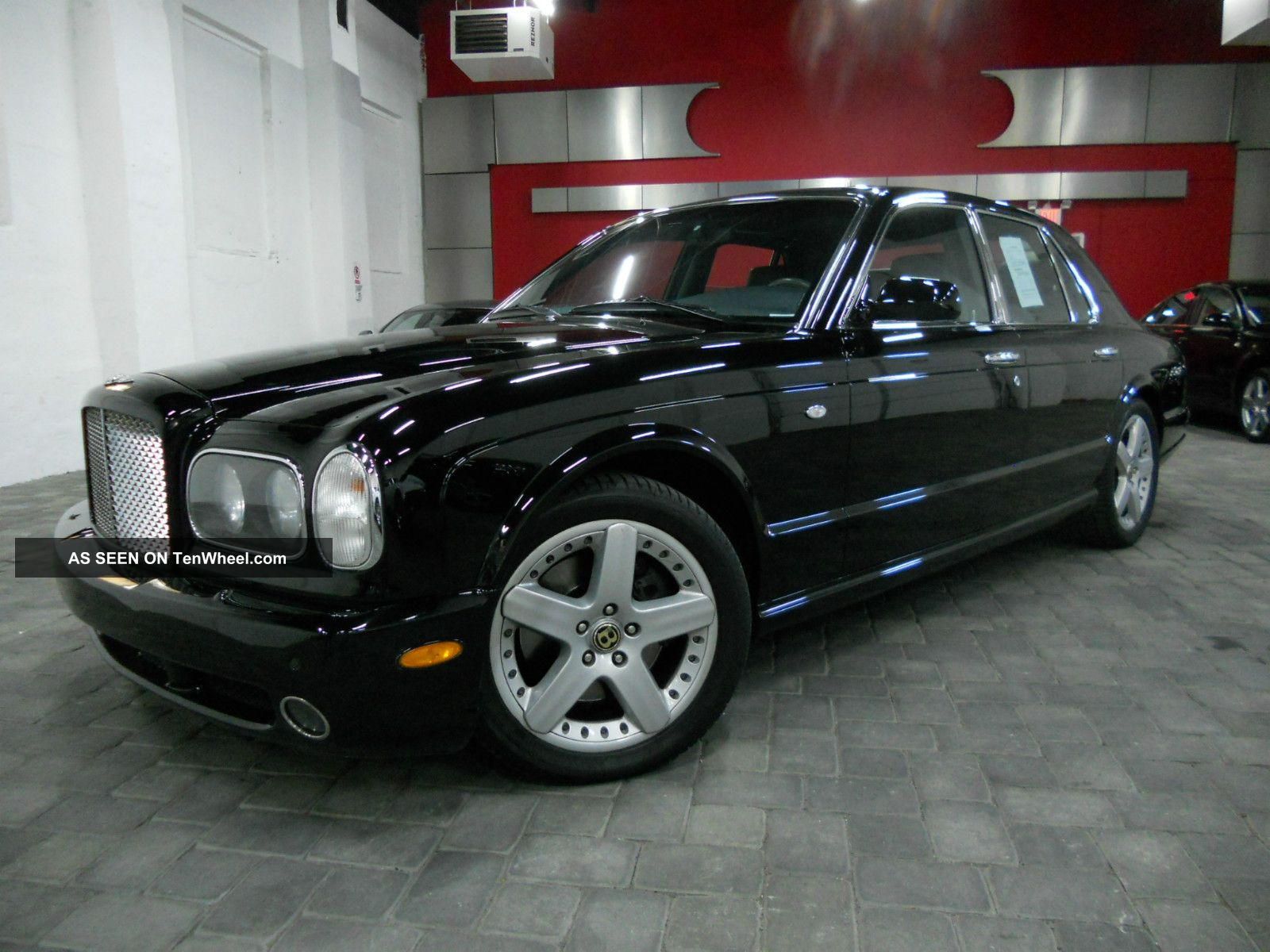 2003 Bentley Arnage #18