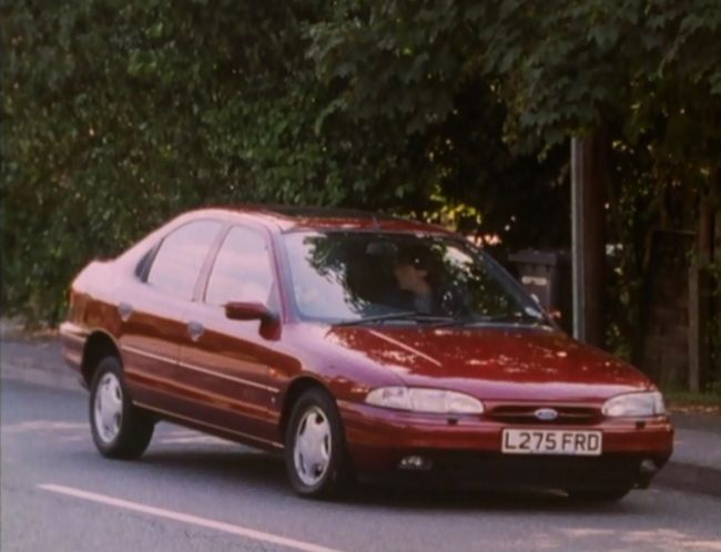 1993 Ford Mondeo #8