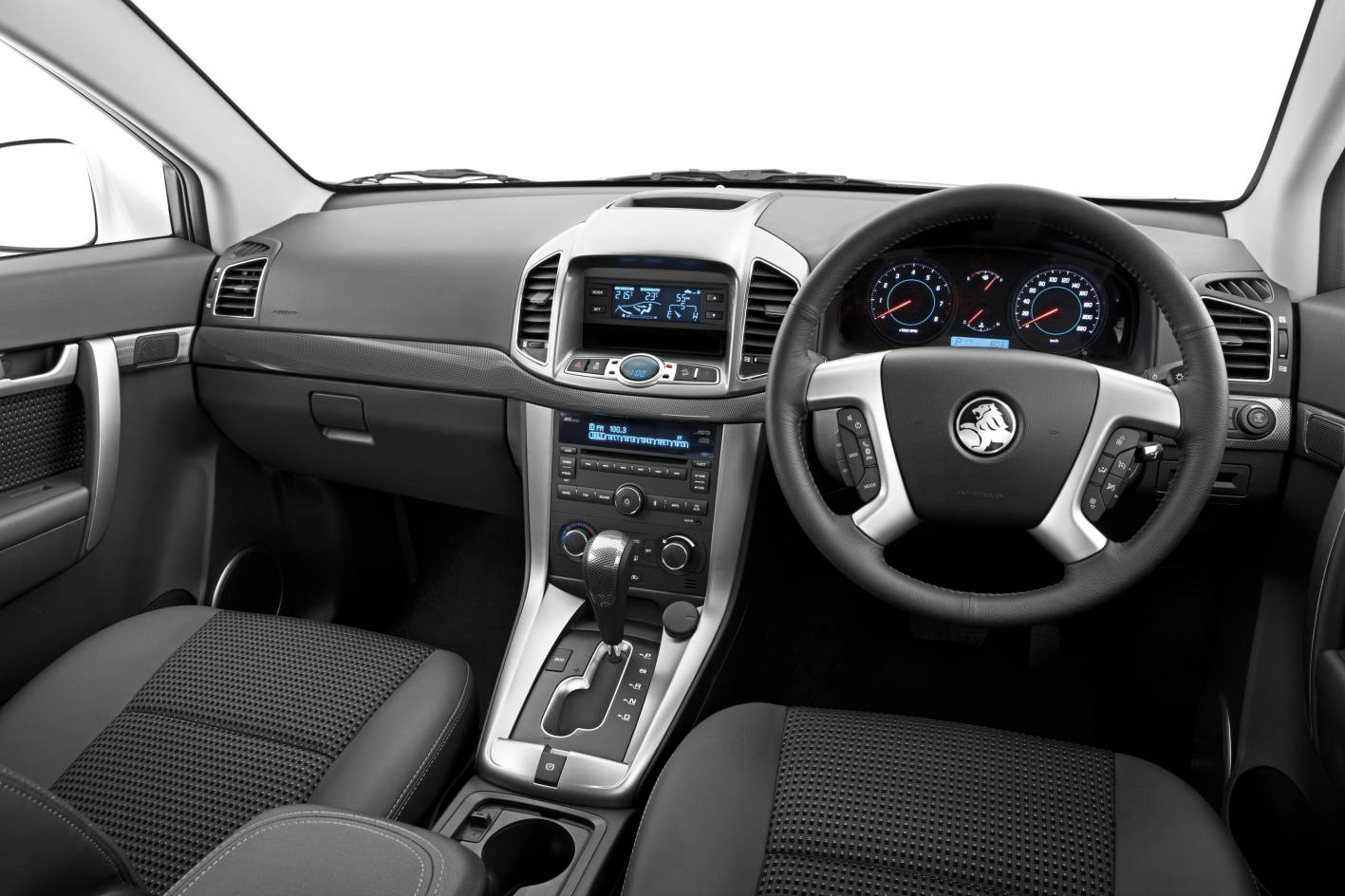 2012 Holden Captiva #8