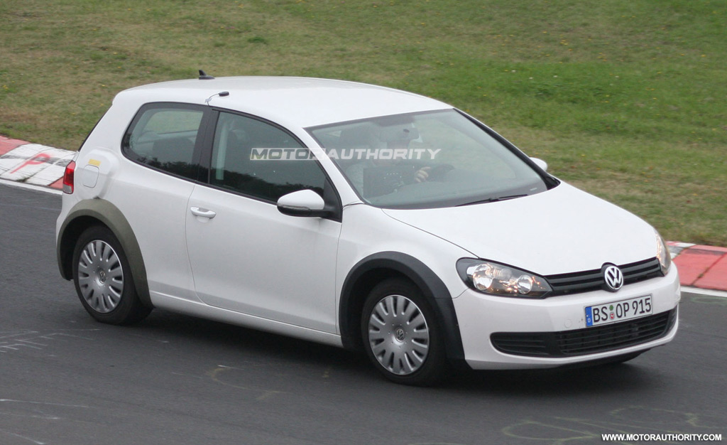 2012 Volkswagen Golf #9