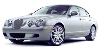 Jaguar S-type #12
