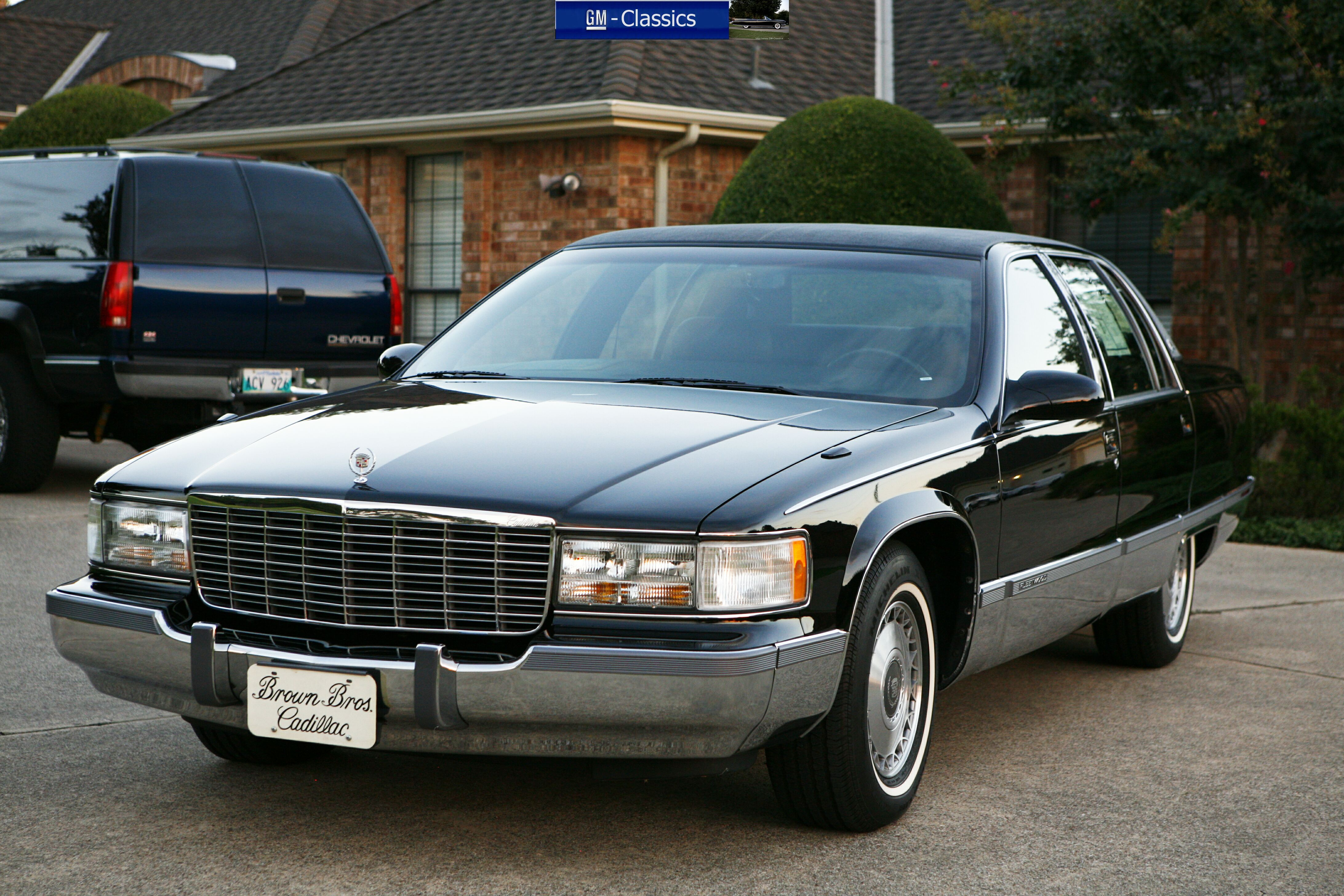 s brougham fleetwood cadillac sale miles htm connell original o only with joseph coupe for
