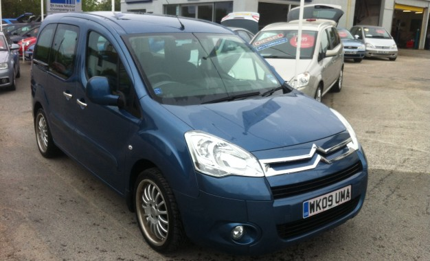 2009 Citroen Berlingo #12
