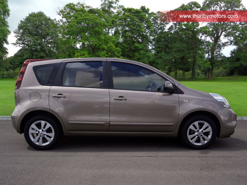 2010 Nissan Note #7