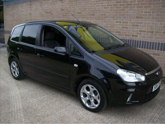 2007 Ford C-MAX #7