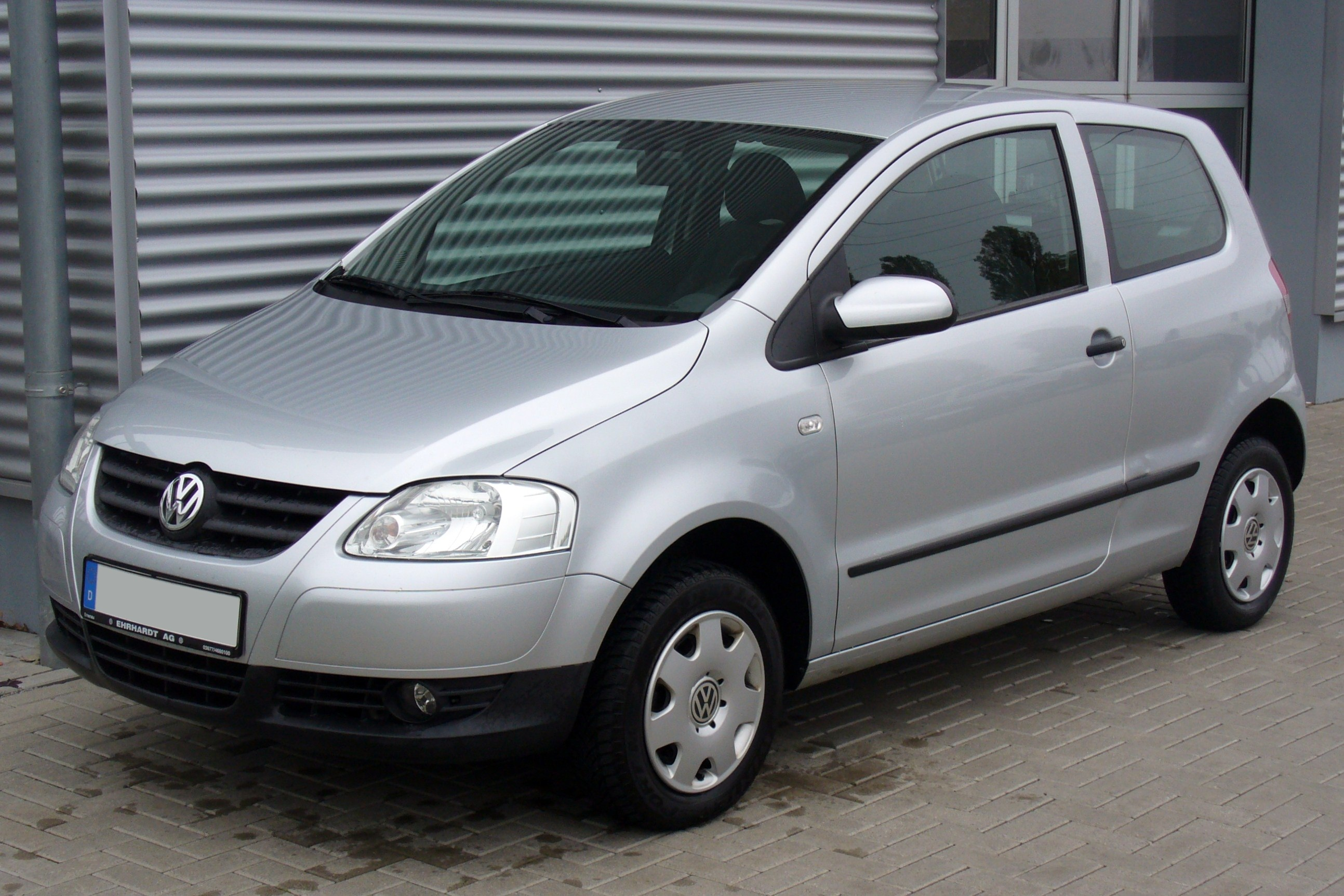 Volkswagen Fox #5