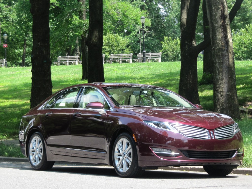 2014 Lincoln Mkz #9