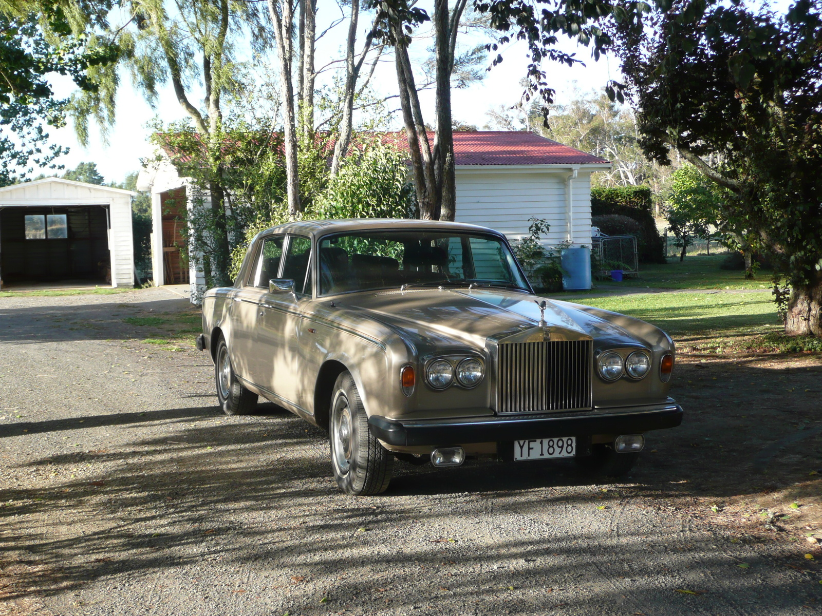 1978 Rolls royce Silver Shadow #12