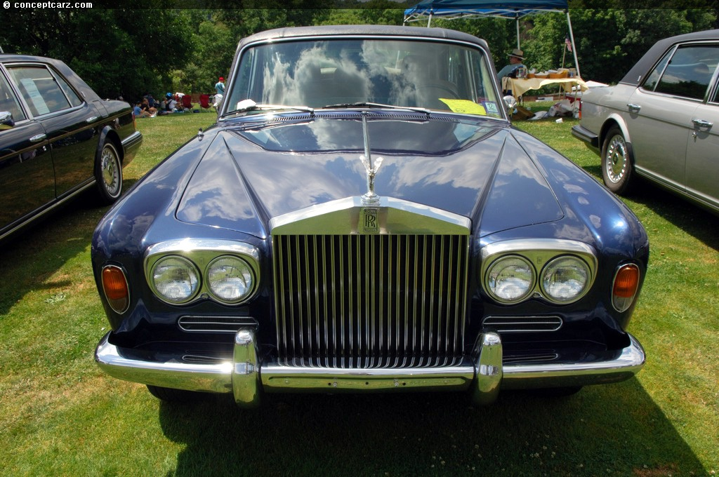 1973 Rolls royce Silver Shadow #8