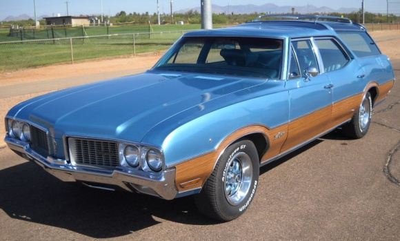 1970 Oldsmobile Vista Cruiser #6