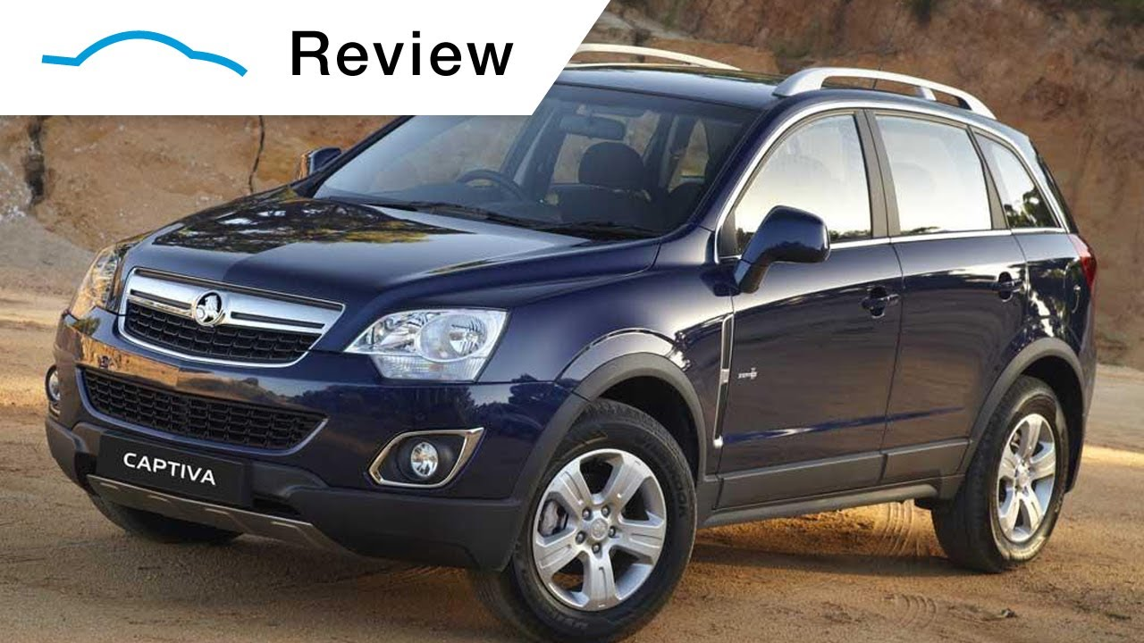 2012 Holden Captiva #12