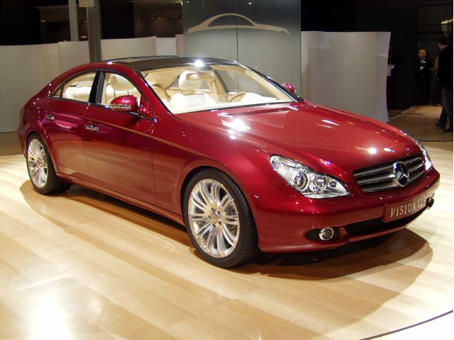 2003 Mercedes-Benz CL #3