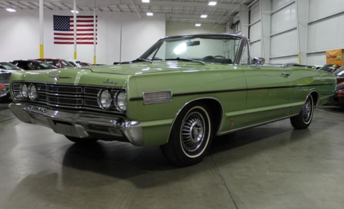 1967 Mercury Montclair #9