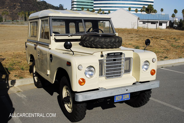 Land Rover Serie III #13