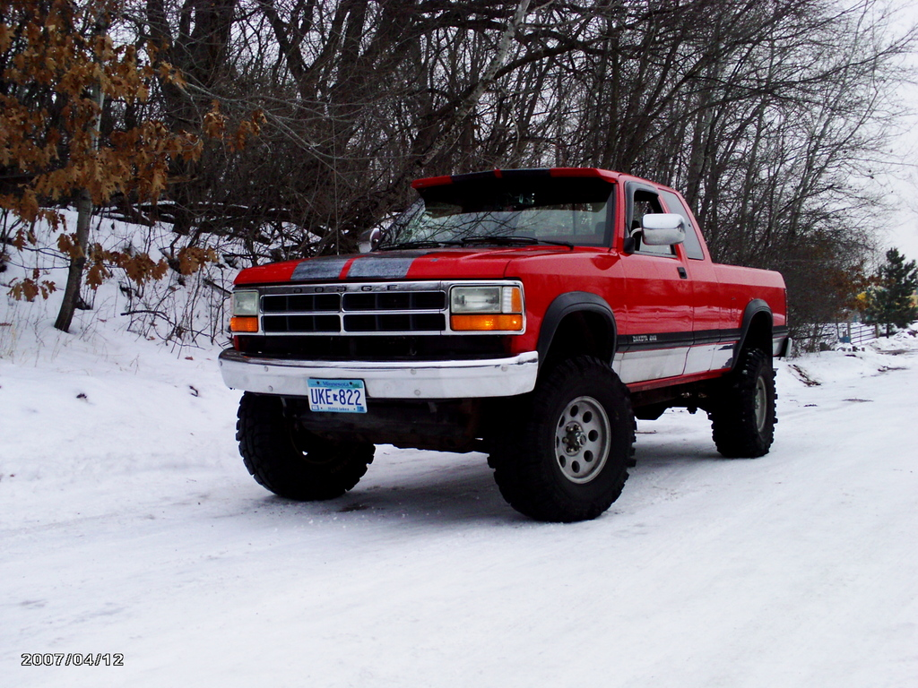 1992 Dodge Dakota #2