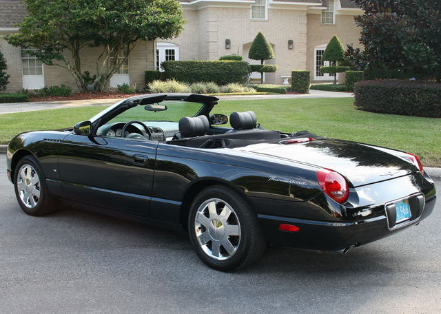 2004 Ford Thunderbird #11