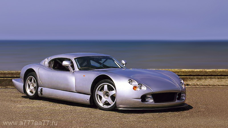 2000 TVR Speed 12 #9