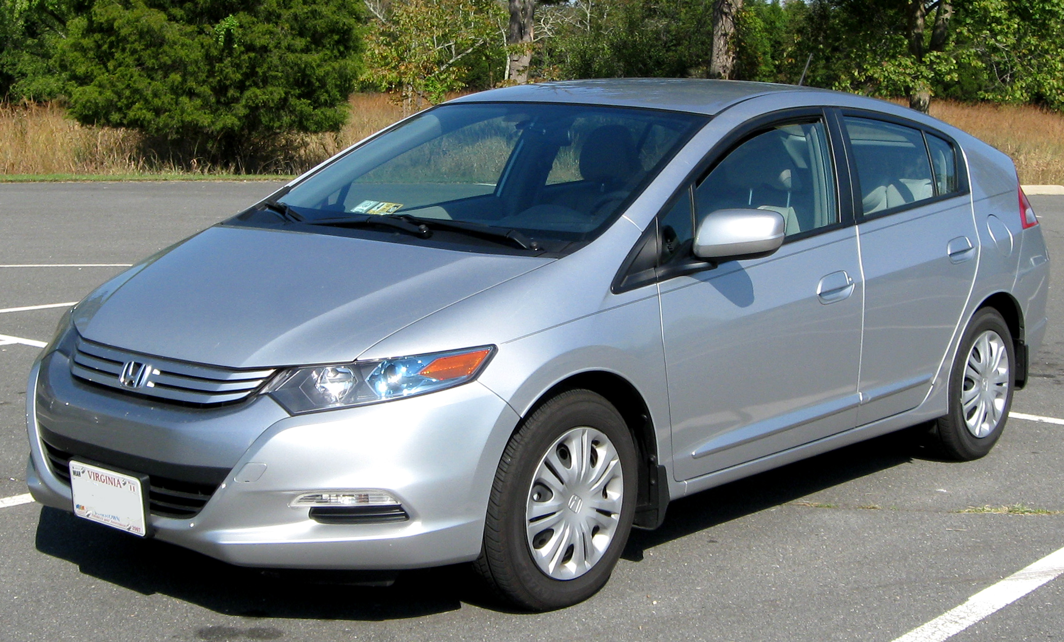 2004 Honda Insight #9
