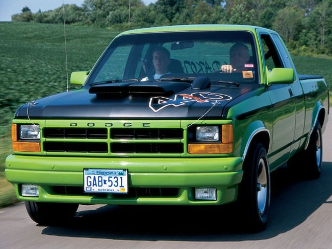1991 Dodge Dakota #17