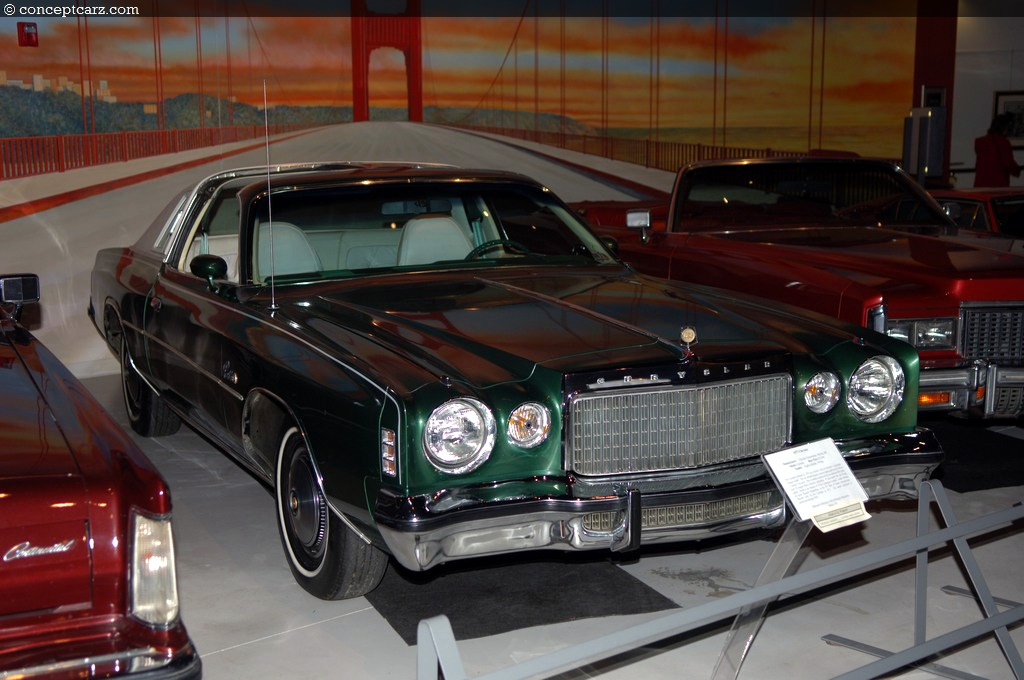 1974 Chrysler Cordoba #11