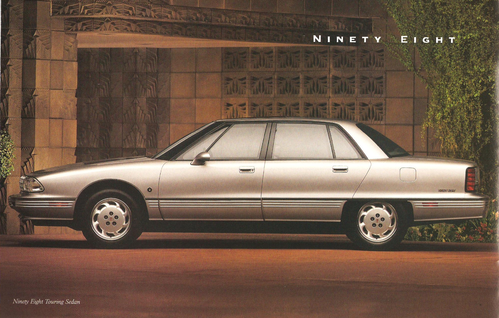 1992 Oldsmobile Ninety-eight #3