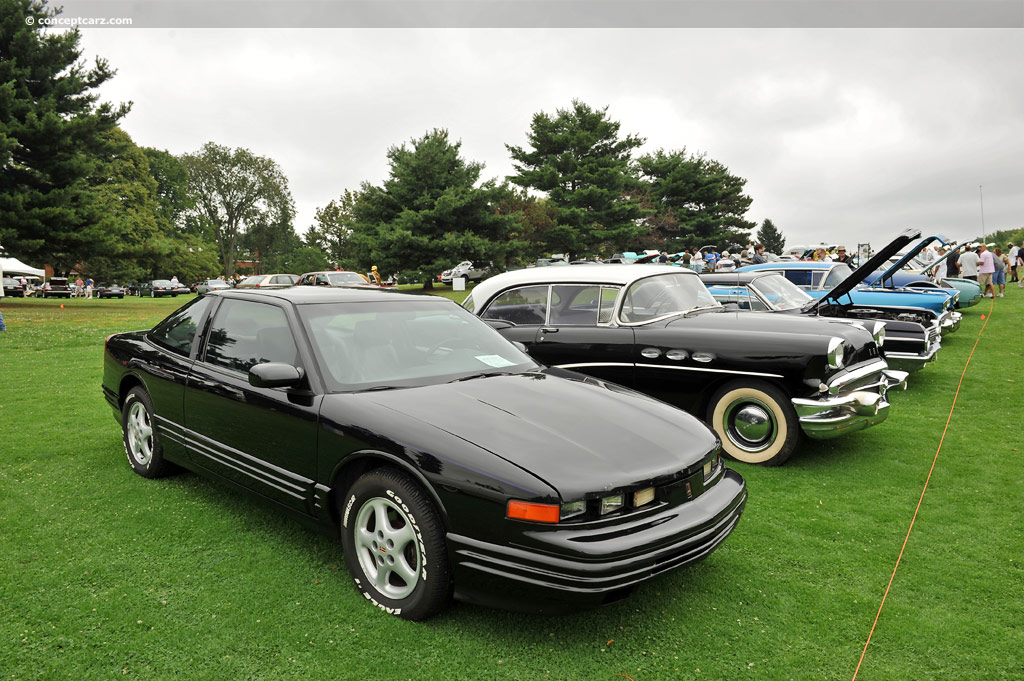 1997 Oldsmobile Cutlass Supreme #7