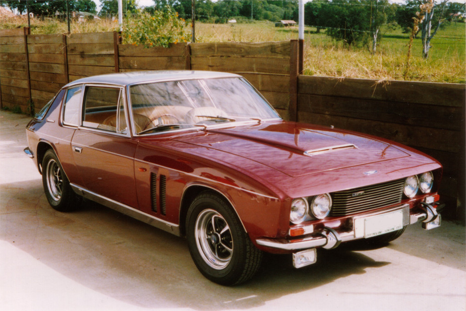 1968 Jensen Interceptor #5