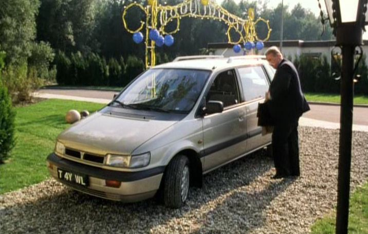 1993 Mitsubishi Space Wagon #10