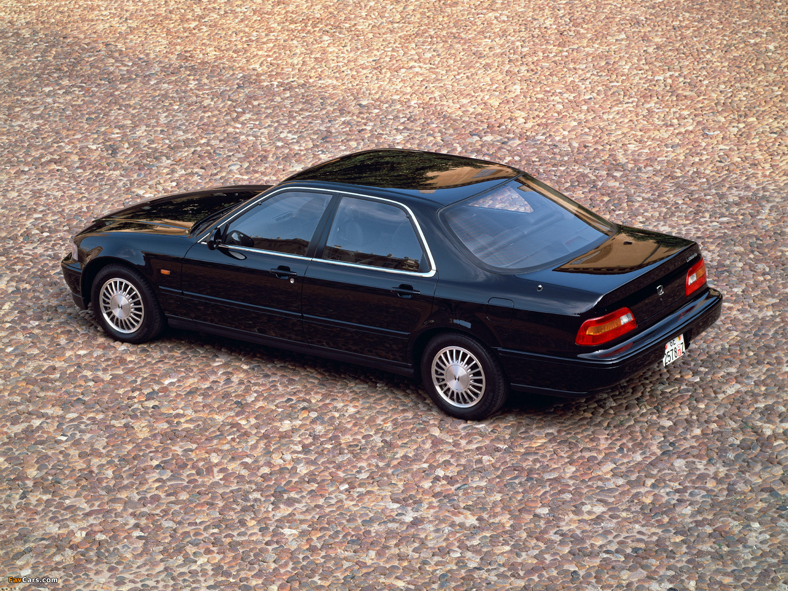 1990 Honda Legend #13
