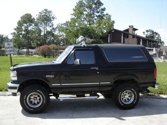 1993 Ford Bronco #16