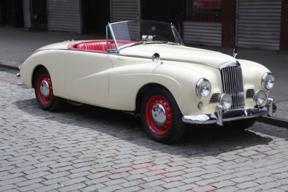 1953 Sunbeam Alpine #2