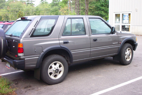 1997 Honda Passport #3
