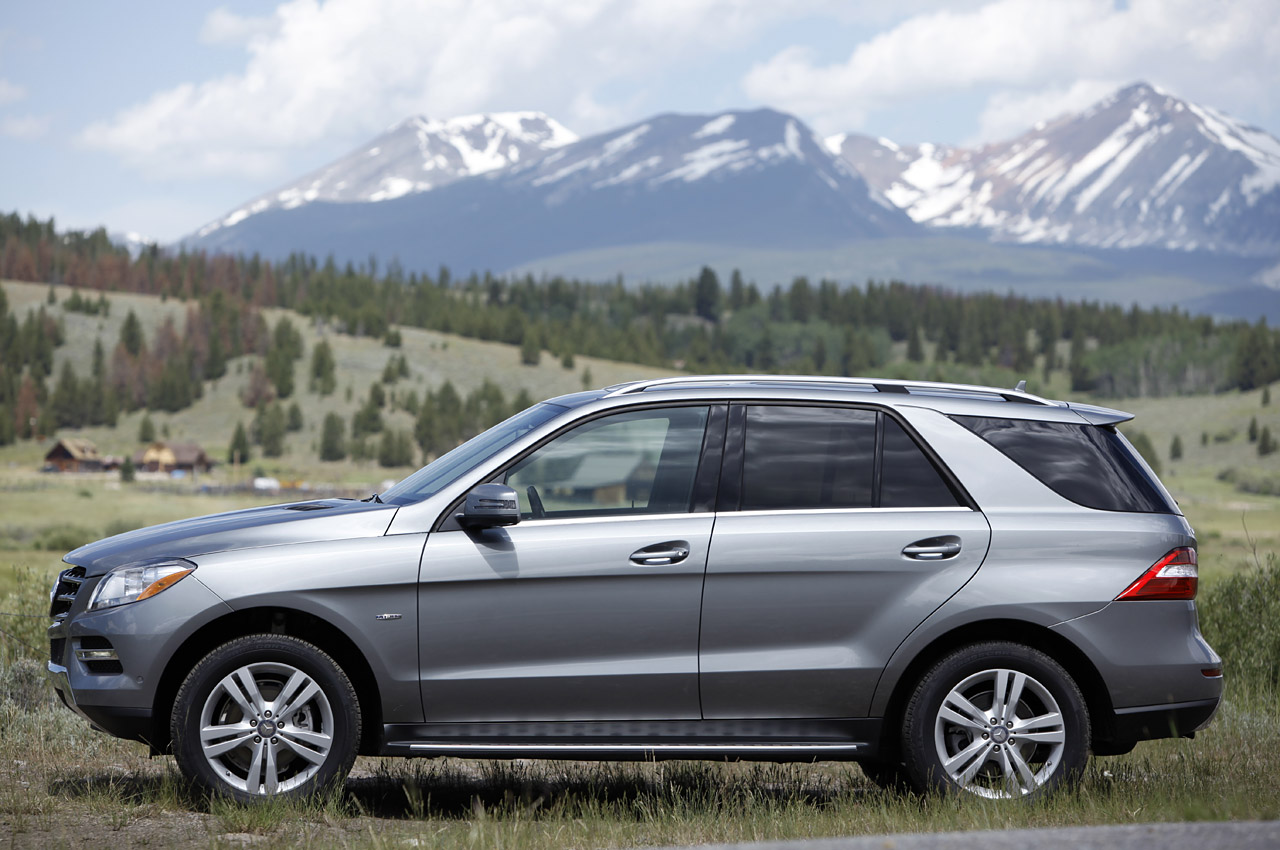 2012 Mercedes-Benz ML #8
