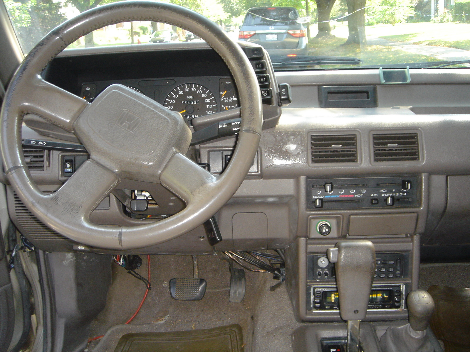 1995 Honda Passport #7