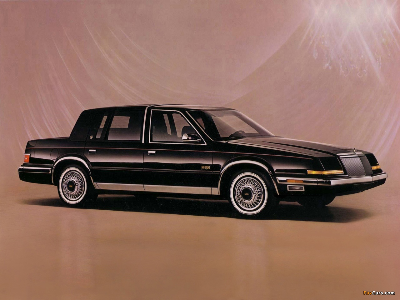 1990 Chrysler Imperial #3
