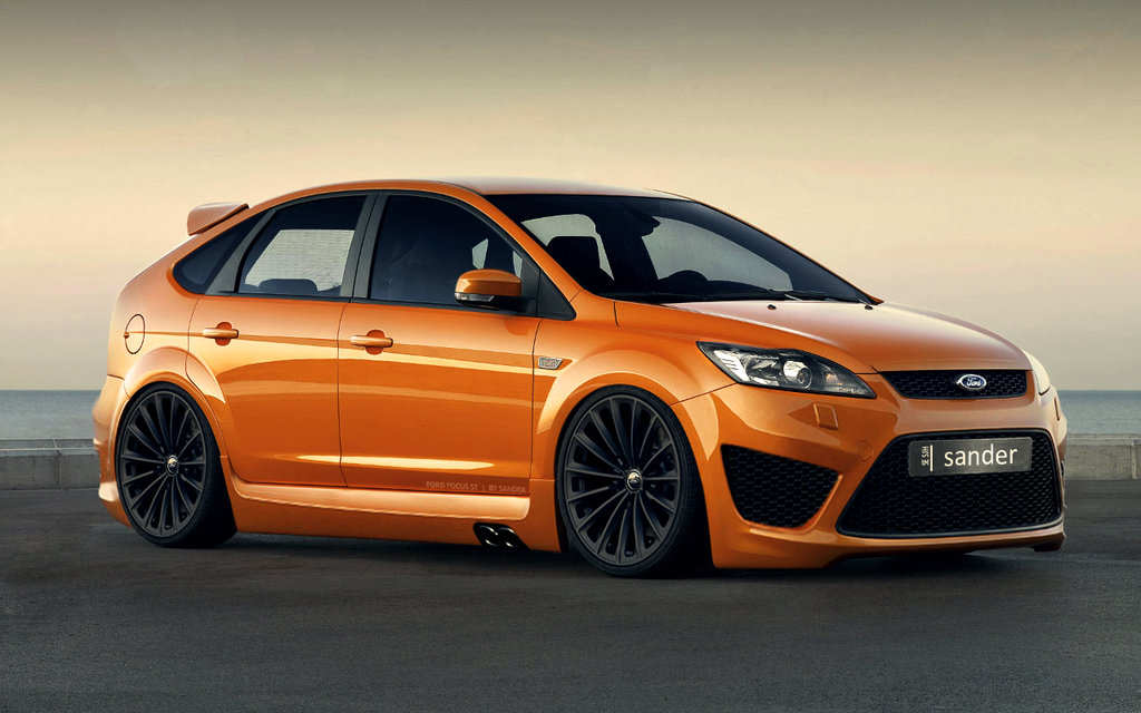 ford focus st photos informations articles. Black Bedroom Furniture Sets. Home Design Ideas