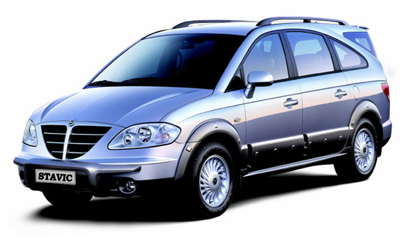 2010 Ssangyong Stavic #10