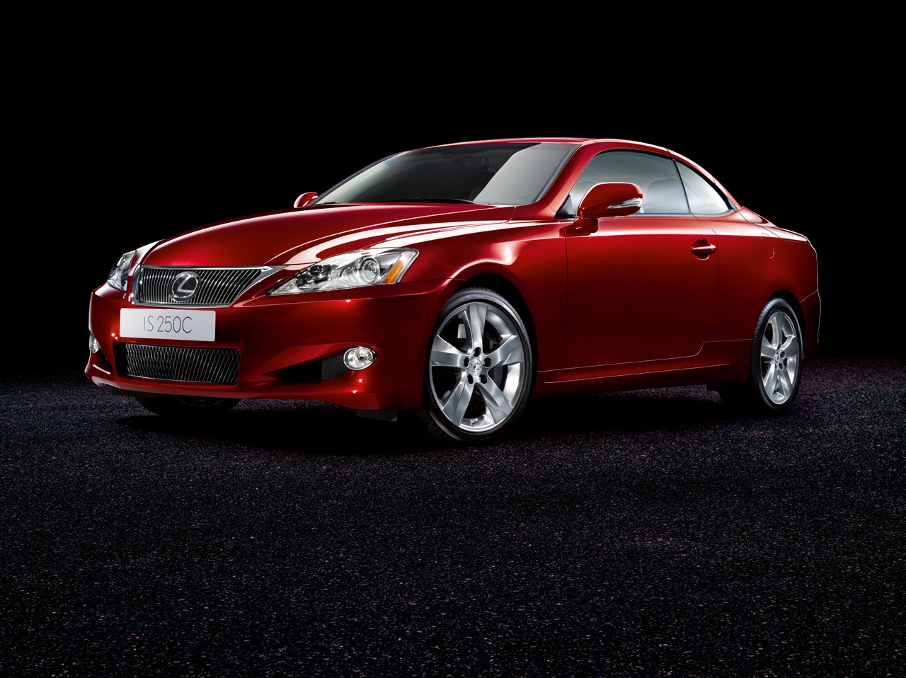 2010 Lexus Is 250 C #10