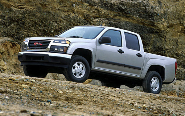 2006 GMC Canyon #3