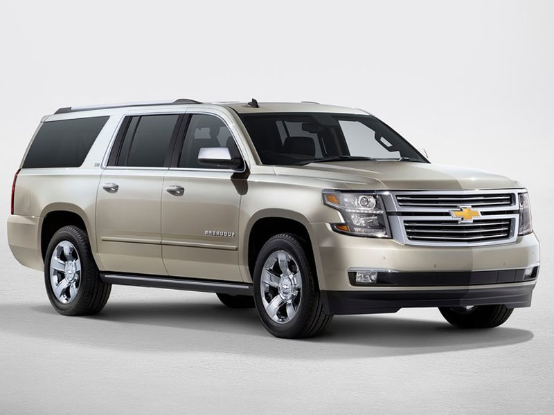 Chevy Malibu Mpg >> 2014 Chevrolet Suburban Photos, Informations, Articles ...