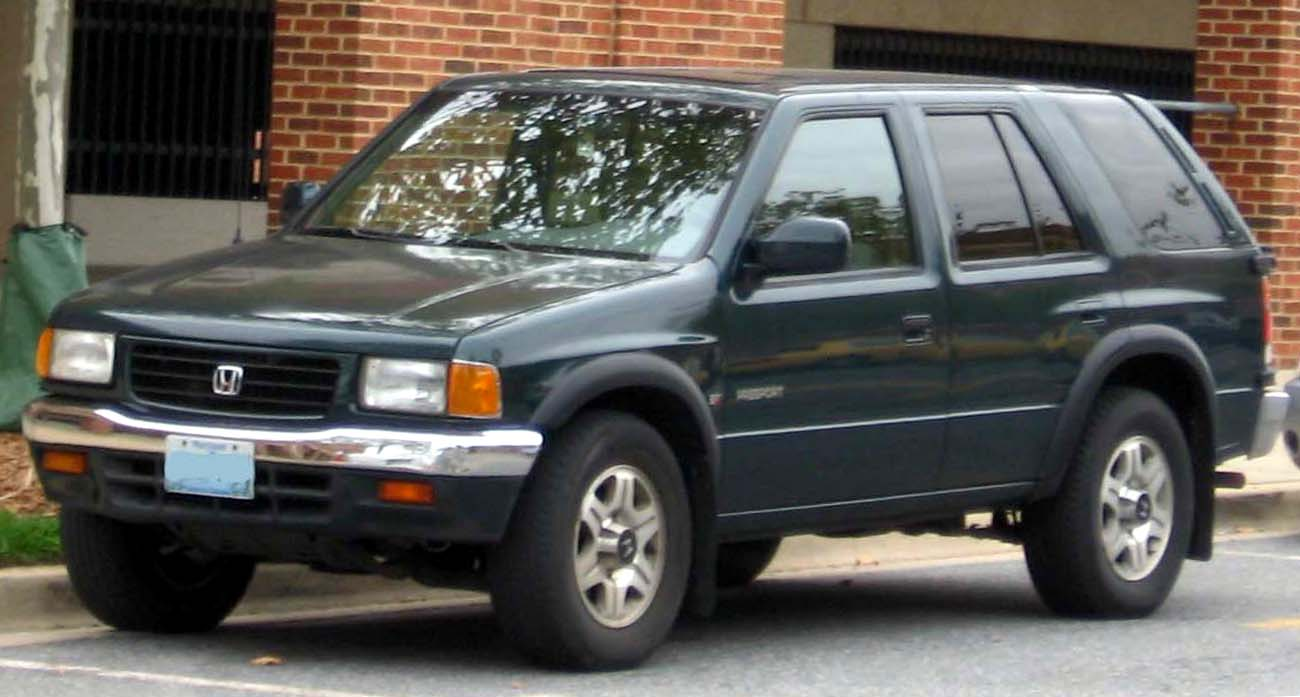 1995 Honda Passport #8