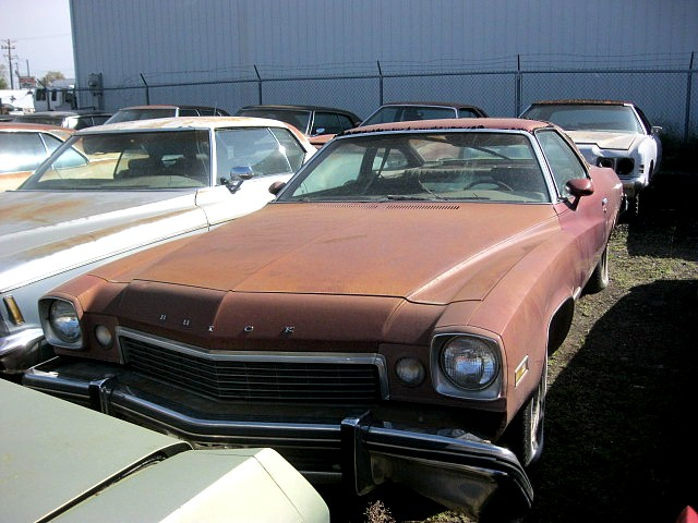 1974 Buick GS #5